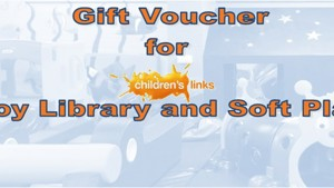 Toy Library Gift Vouchers