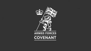 The Armed Forces Covenant - We support it, We signed it!