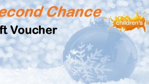 Second Chance Gift Vouchers
