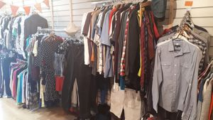 Second Chance Charity Shop